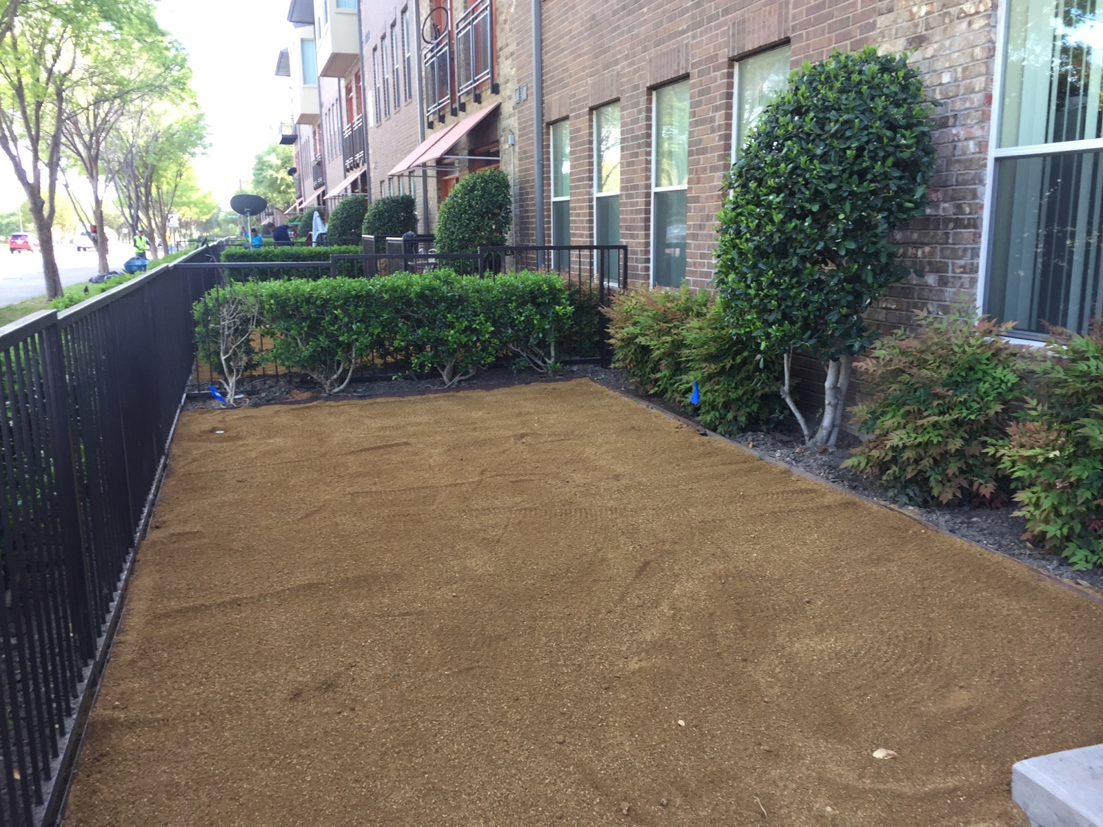 Blessing Gravel Company Artificial Turf Base