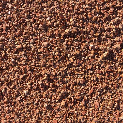 Desert Rose Granite Gravel